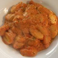Zapečené gnocchi s rajčaty recept