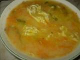 Krupičková polévka recept