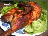 Kuře opékané nad ohněm recept
