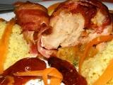 Vepřové kotletky se sušenými rajčaty recept
