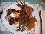 Grilovaný losos. recept