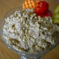 Sardinková pomazánka se zeleninou recept