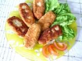 Krokety z rybího masa recept