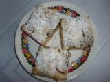 Jablečný tvarohový koláč s marmeládou recept