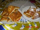 Francouské rohlíky-croissant recept