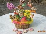 Velikonoční dárek s perníčky recept