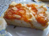 Meruňkové řezy s tvarohem recept