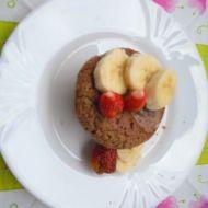 Čokoládové muffiny s pudinkem recept