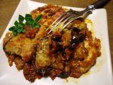 Zapečený lilek s parmezánem a mozzarellou recept