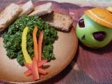 Špenátová večeře za babku recept