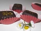 Nugátovo-marcipánové pralinky recept