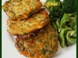 Brokolicovo  mrkvové placičky recept