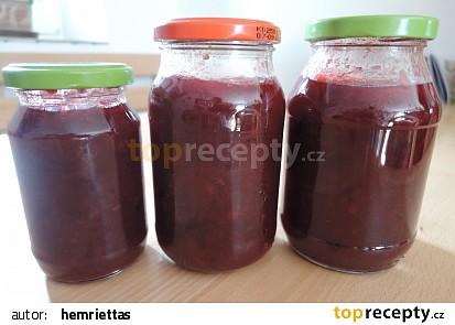 Švestková marmeláda recept