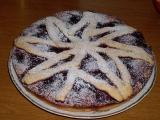 Mřížkový koláč s marmeládou recept