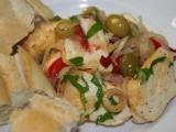 Naložený pivní sýr s cibulí recept