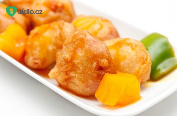 Čínské kuřecí kuličky recept