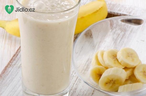 Banánové mléko s medem recept