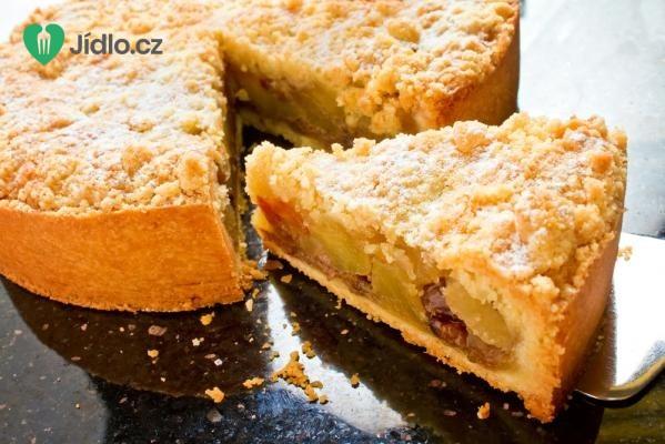 Bezlepkový koláč s jablky recept