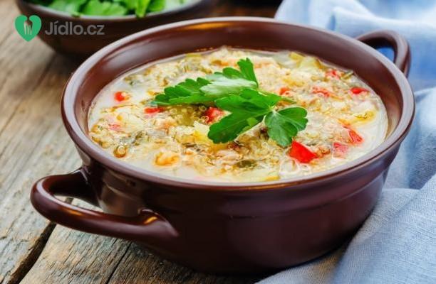 Bramborová polévka bez lepku recept