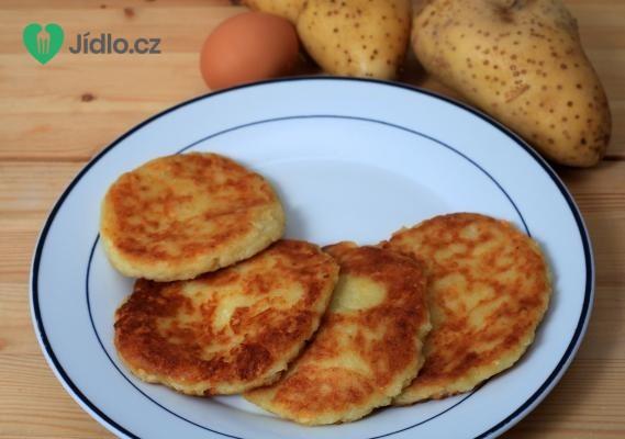 Bramborové placky recept