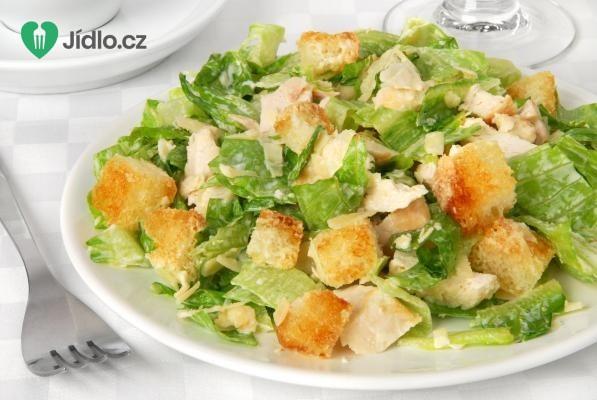 Caesar salát podle Pohlreicha recept