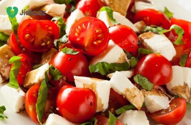 Caprese salát recept