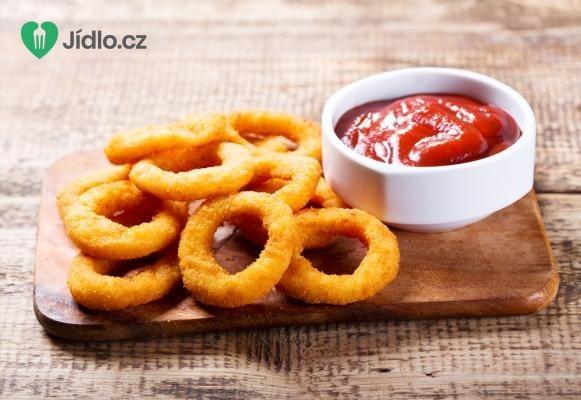 Cibulové kroužky recept
