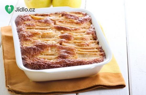 Citronový koláč s pudinkem recept
