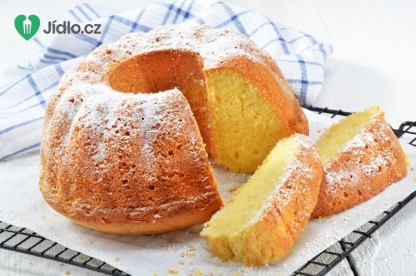 Citronová bábovka recept