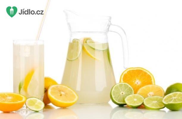 Citrusová limonáda recept