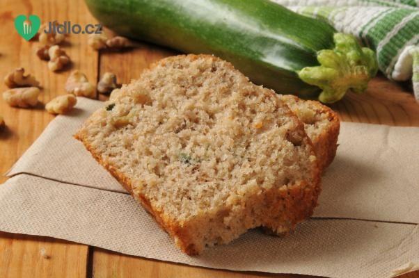 Cuketový chléb recept