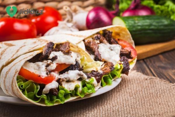 Dresing na kebab recept