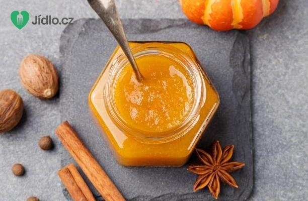 Dýňová marmeláda recept