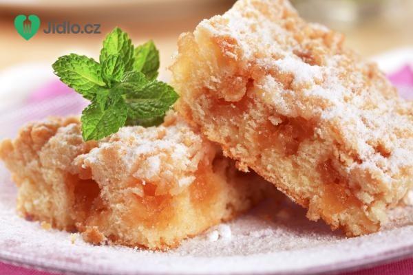 Fofr koláč s ovocem a drobenkou recept