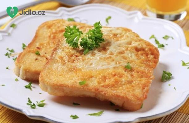 Francouzský toust se sýrem recept