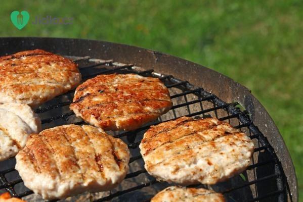 Grilované krůtí bochánky na grilu podle Pohlreicha recept