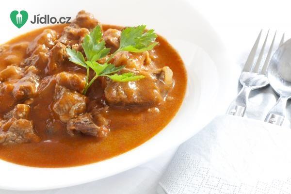 Hovězí guláš podle Pohlreicha recept