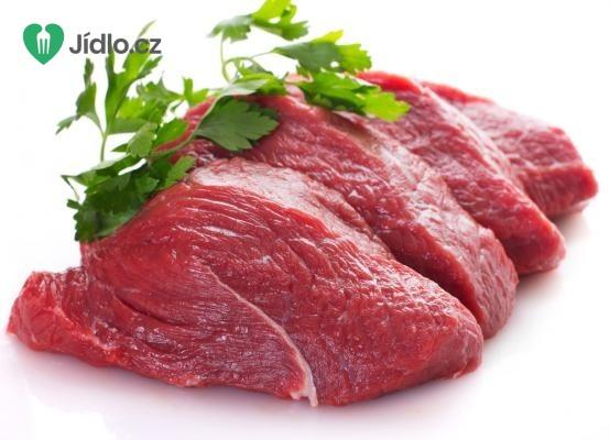 Hovězí zadní maso recept