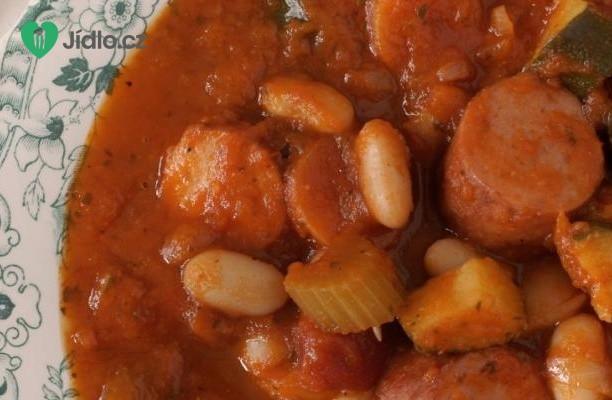 Italská polévka s klobásou recept