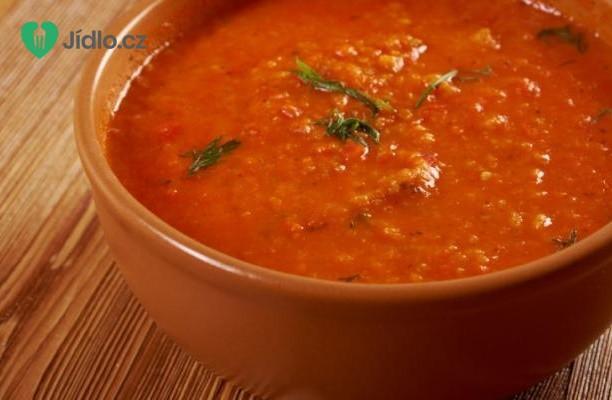 Italská rajčatová polévka recept