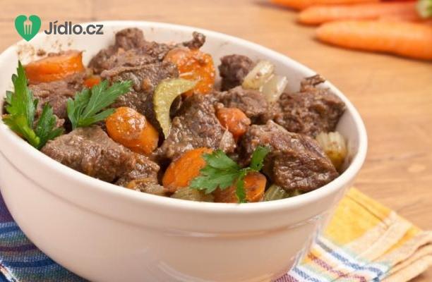 Italské dušené hovězí recept