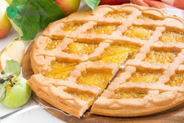 Jablečná náplň do buchet a koláčů recept