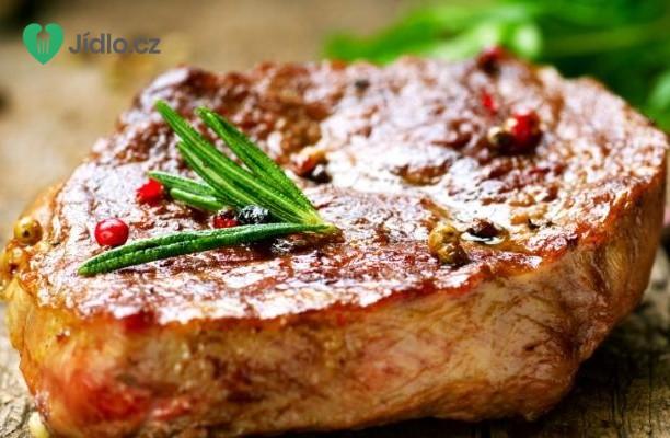 Klasický grilovaný steak recept
