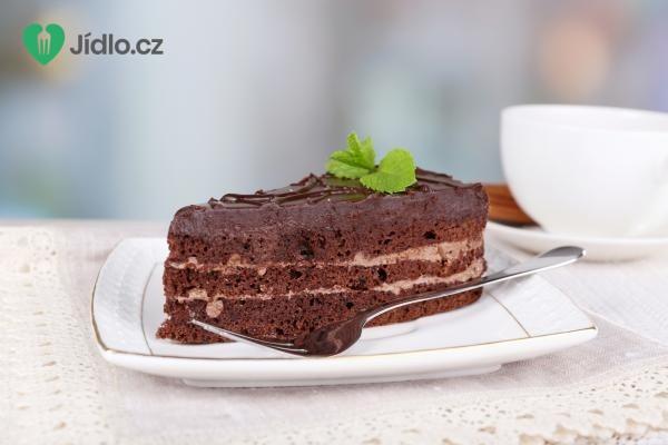 Křehké kakaové řezy recept