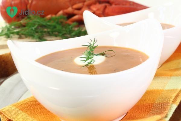 Krémová polévka z kapra recept