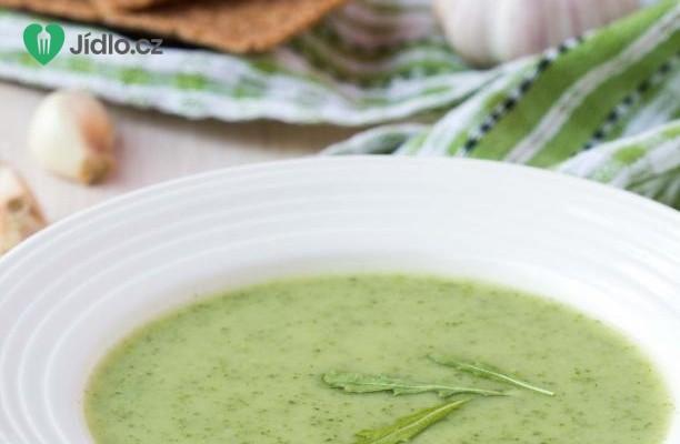 Krémová zelená polévka recept