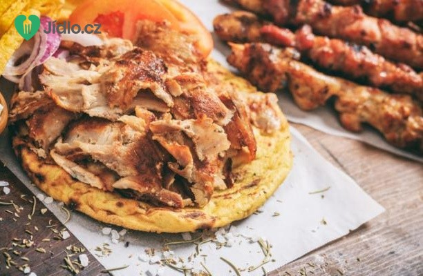 Kuřecí gyros recept