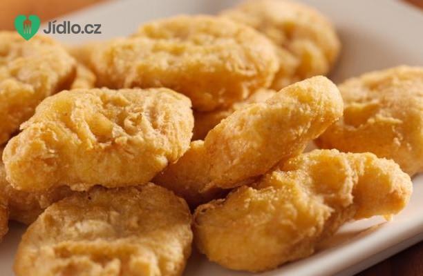 Kuřecí nugety se  speciální omáčkou recept