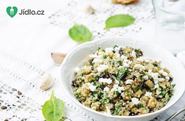 Kuřecí prsa s quinoa a špenátem recept