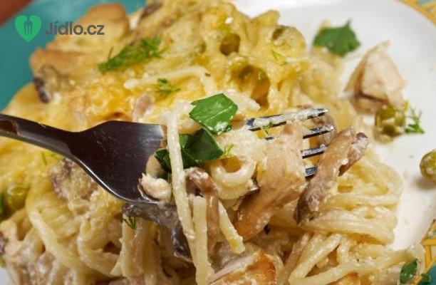 Kuřecí tetrazzini recept